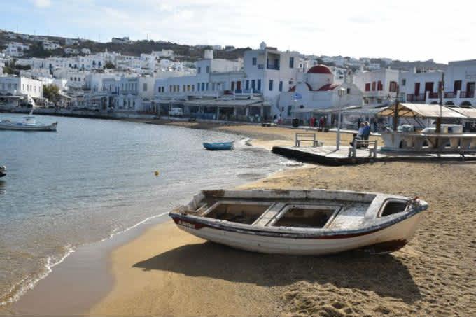 Islas griegas: Itinerario 12 días