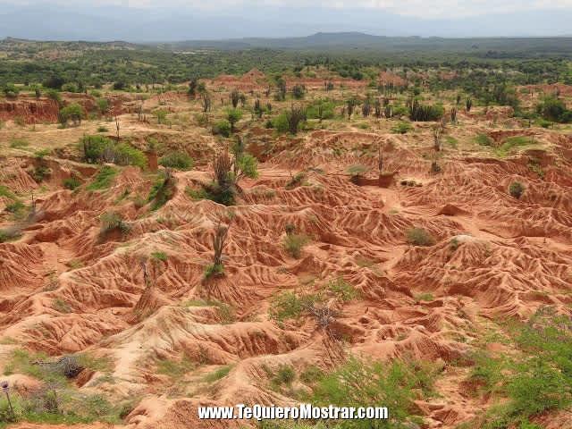 Cómo llegar y viajar barato al desierto de la Tatacoa, en Colombia
