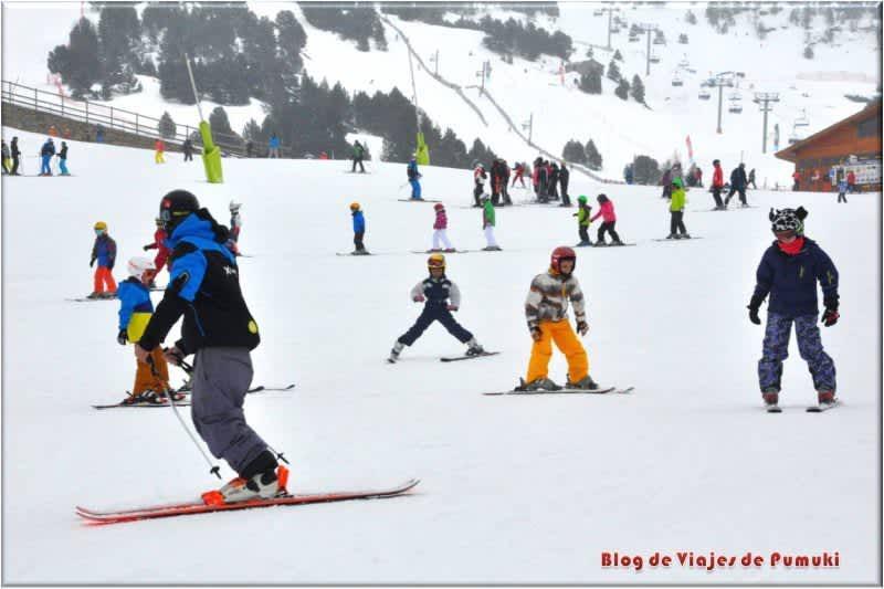 5+1 consejos para esquiadores principiantes