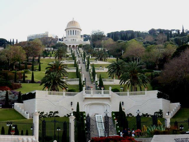 La magia de Haïfa, del Monte Carmel y de los Jardines de Bahai
