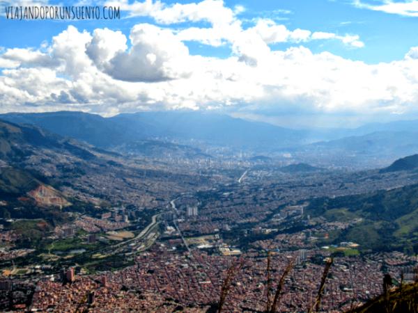 Senderismo en Medellín (Colombia): Vistas y naturaleza