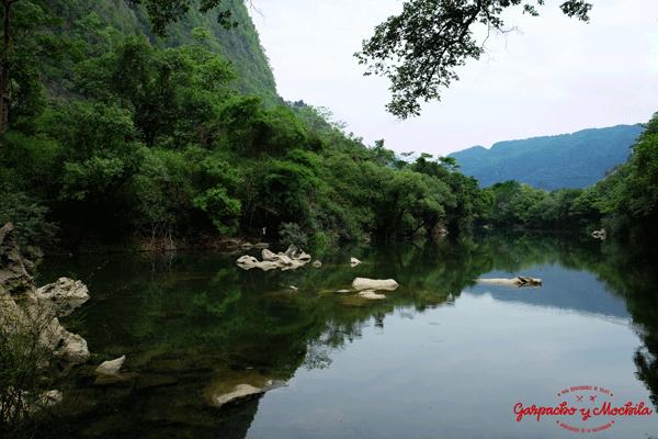 Diarios de Motocicleta: Tha Khaek y la cueva de Kong Lor