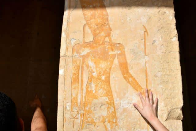 Nuestras primeras impresiones de Egipto
