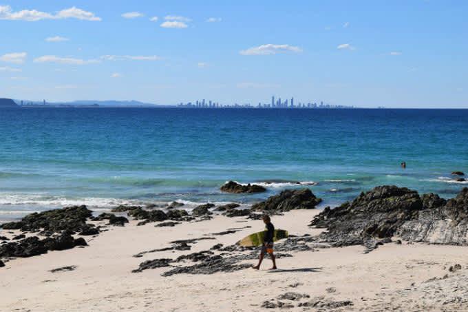 Dónde Surfear en Australia