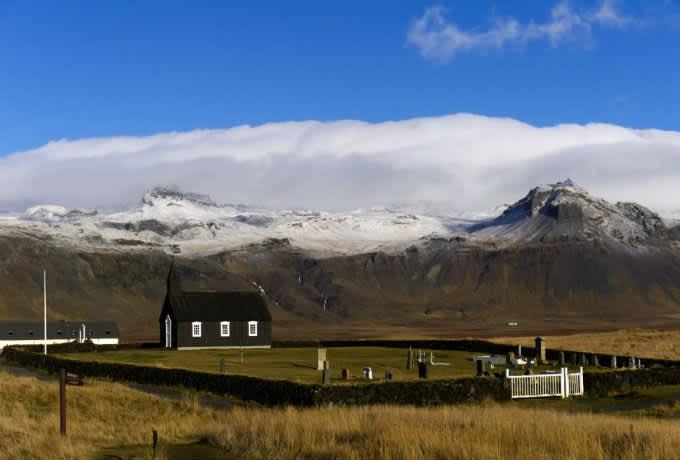 Día 2: Península de Snæfellsnes, nuestro primer contacto con Islandia