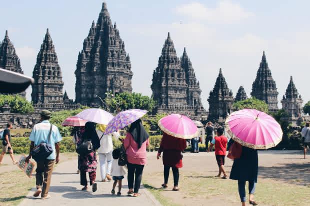 Yogyacarta y los Templos Prambanan y Borobudur