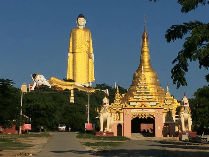 Momywa, fuera del itinerario más turístico de Myanmar