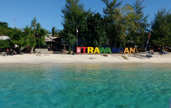 Gili Trawangan – Playas paradisíacas, atardeceres de ensueño y vida nocturna en las Islas Gili