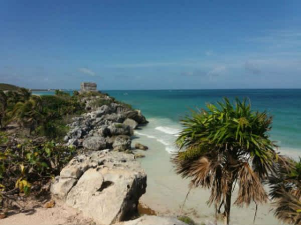 Contando un viaje a Riviera Maya