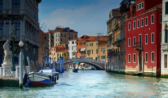 Venecia, una ciudad mágica