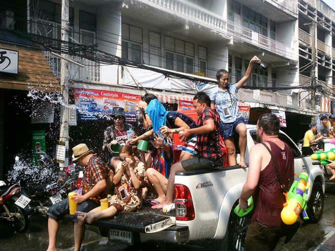 Songkran. Todo sobre la gran fiesta del agua y el Año Nuevo en Tailandia