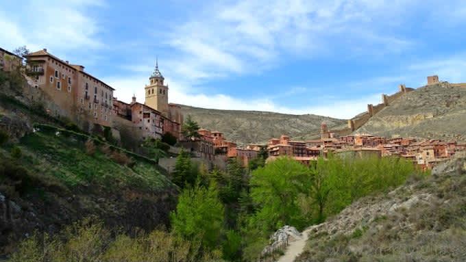 Los pueblos más bonitos de España: Albarracín