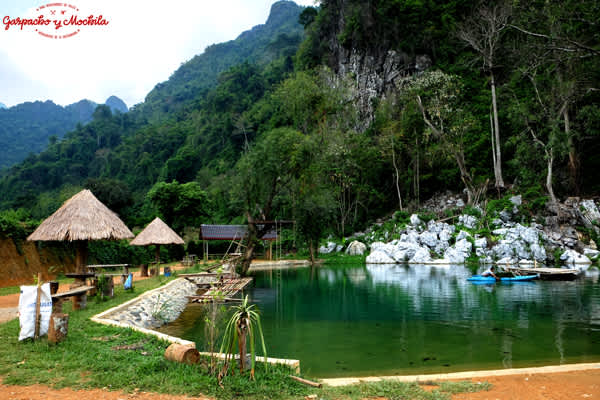 Diarios sin motocicleta: todo Vang Vieng (Laos)