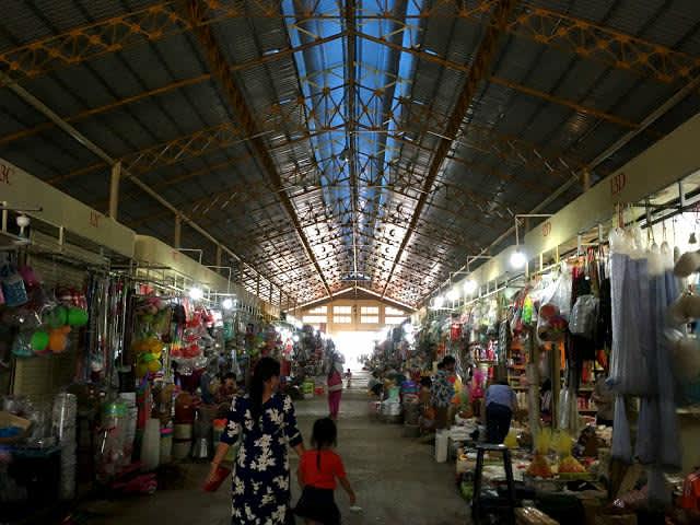 Una parada antes de llegar a Laos: Stung Treng