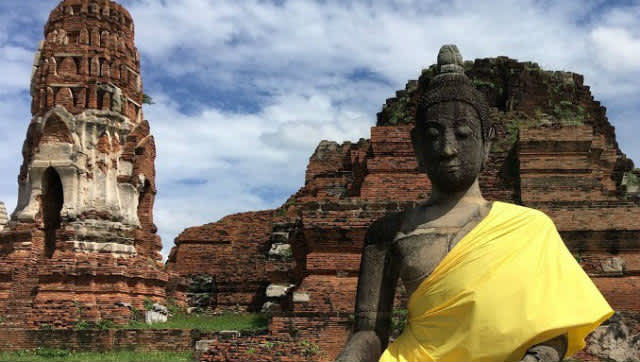 Mi primer viaje sola, Tailandia