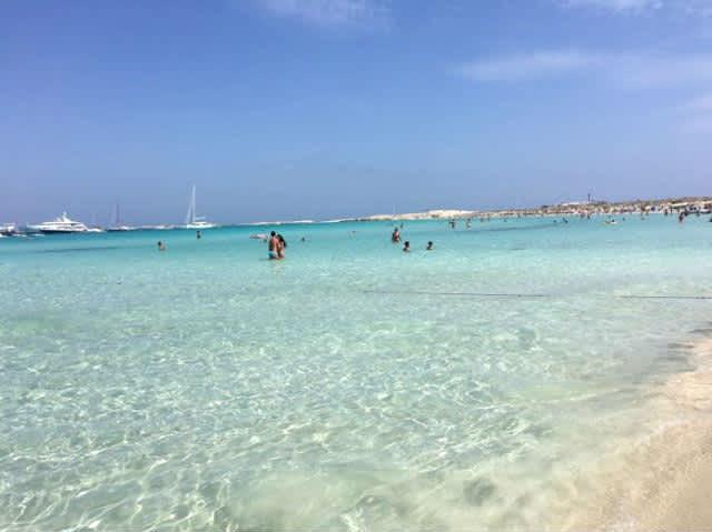 Surcando las costas de Ibiza y Formentera