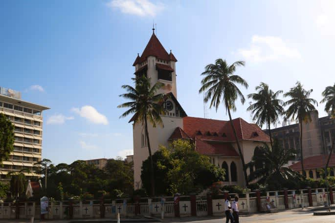 """Dar es Salaam """"La ciudad más poblada de Tanzania"""""""