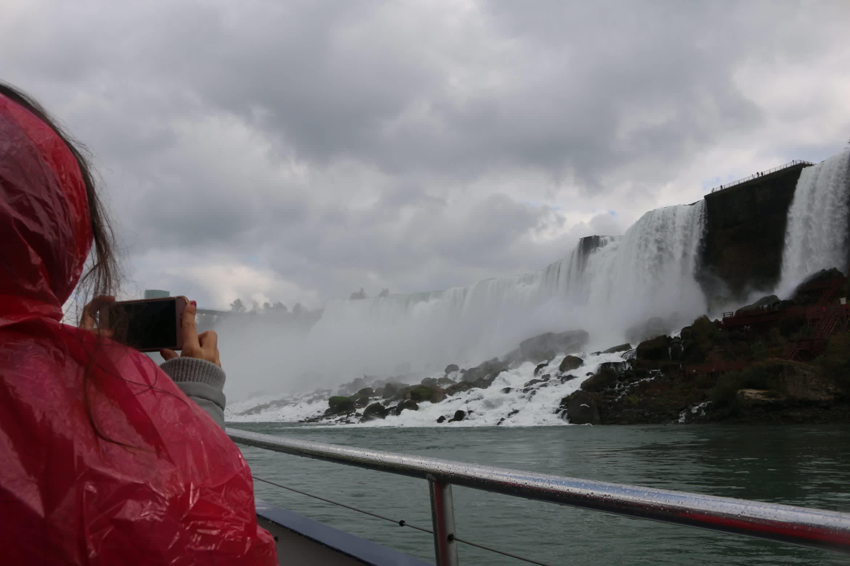 Ruta Pampanamericana: Día 2 – La magnitud de las cataratas del Niágara