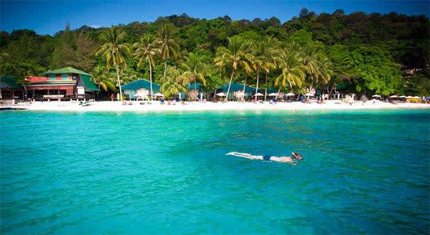 Islas Perhentian: Un paraíso en medio del mar