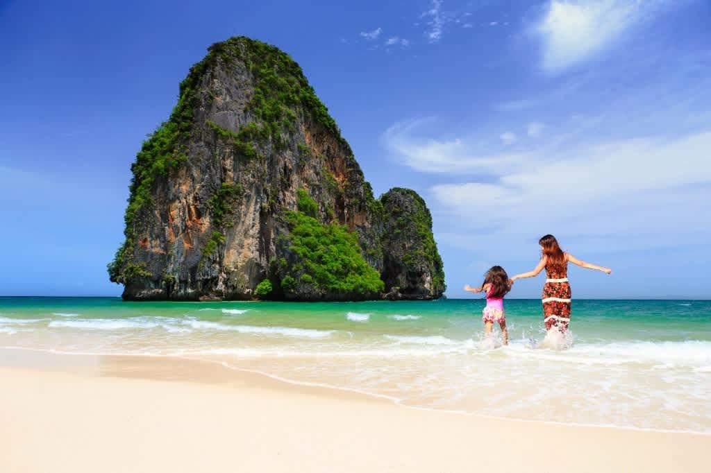 Consejos para viajar con niños a Tailandia