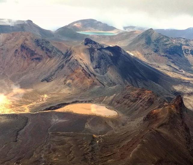 Cómo subir el Monte del Destino del Señor de los Anillos en Nueva Zelanda