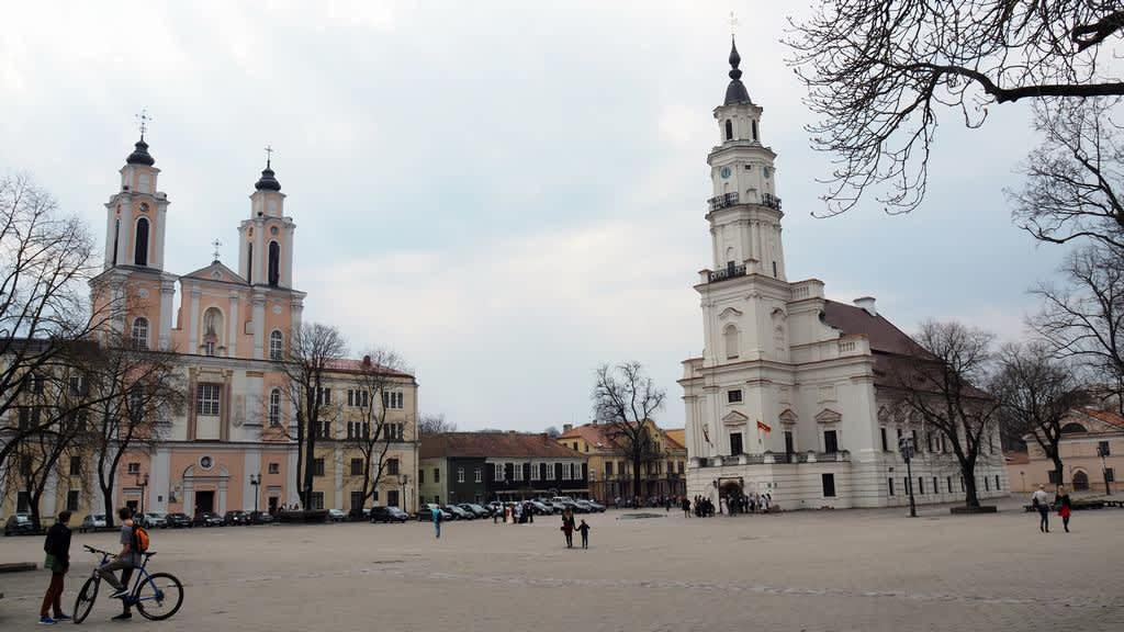 Qué ver en Kaunas en 1 día