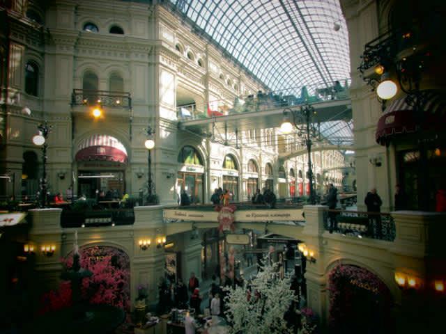 Qué ver en 4 días en Moscú