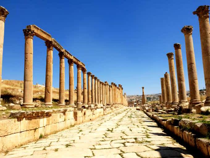 Ruta de 8 días en Jordania por libre