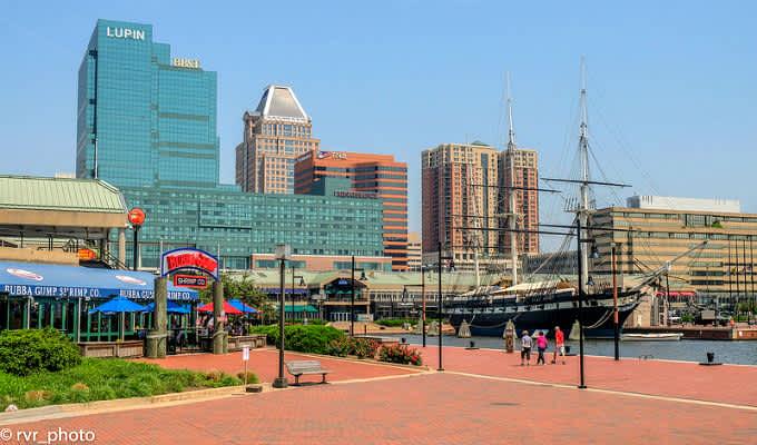 Baltimore, la cuna del himno nacional de USA