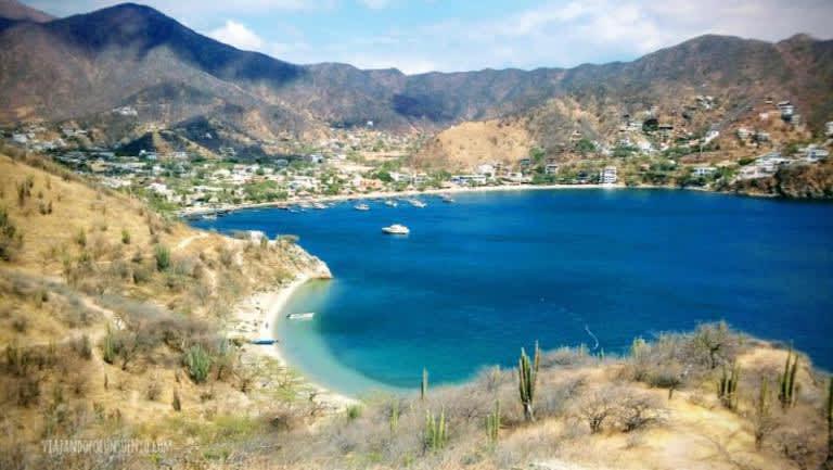 Disfrutar de Taganga y sus playas caribeñas
