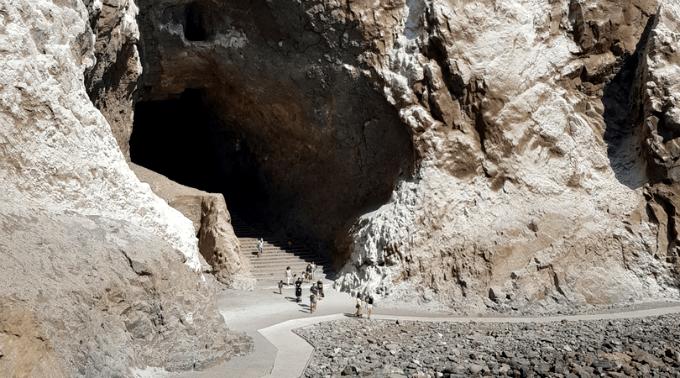 Cuevas de Anzota: Arica más allá del Morro