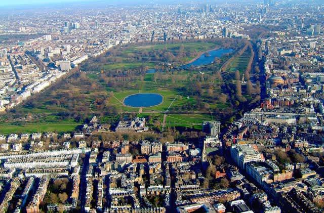 Nuevo barrio, West Kensington y ruta por Oxford Street
