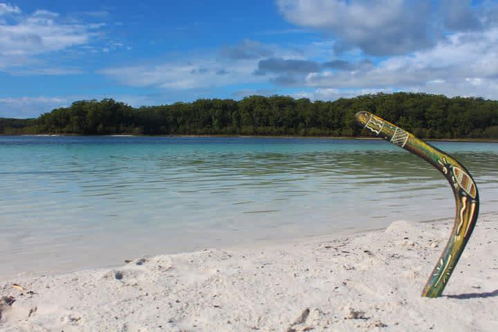 De ruta por K'gari (La isla de Fraser, Australia)