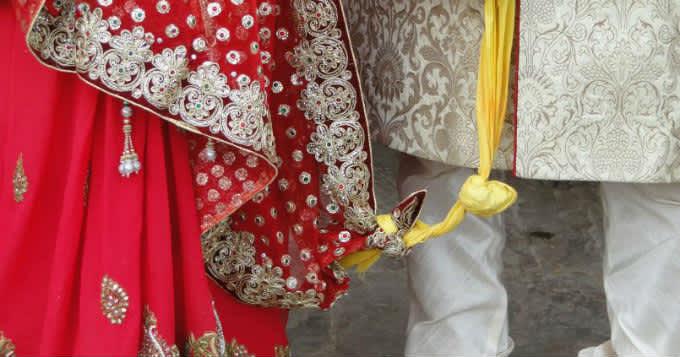 Vivir las bodas en India