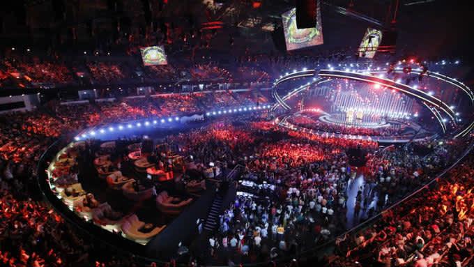 Lisboa: Eurovisión 2018 All Aboard!