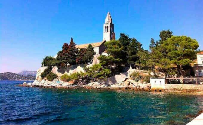 Islas cercanas Dubrovnik: Lokrum y archipiélago Elaphiti