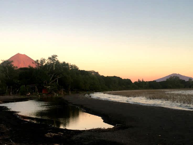 Visitar los Cerros gemelos en Nicaragua