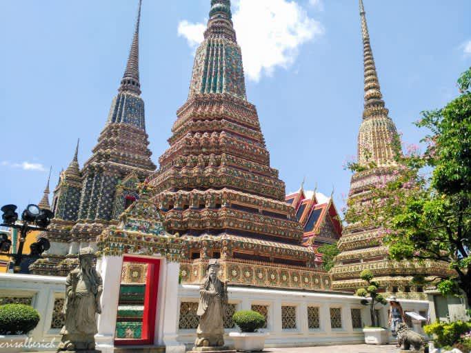 Qué ver en Bangkok en 3 días: día 1