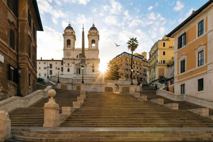 Visitar Roma en plan Low Cost