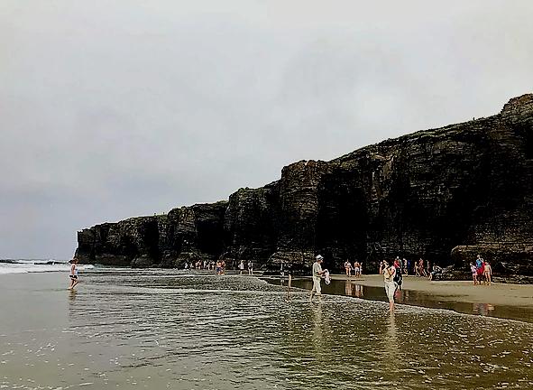 Playa de las Catedrales (Galicia). Información y consejos