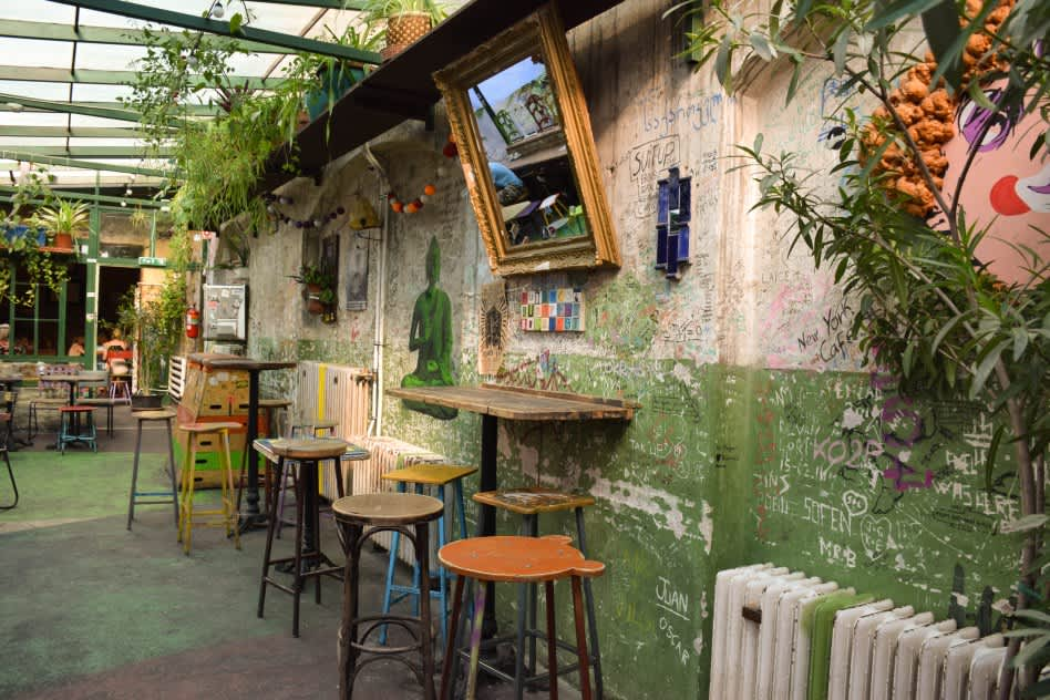 Szimpla kert ruin pub || Ruin pub Budapest || Salir en Budapest