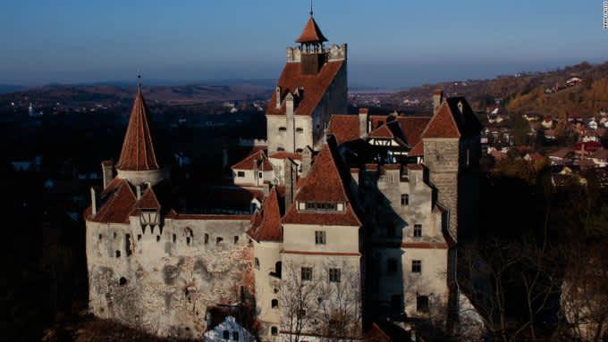Castillo de Bran || Castillo de Drácula || Los Coquitos en Rumania