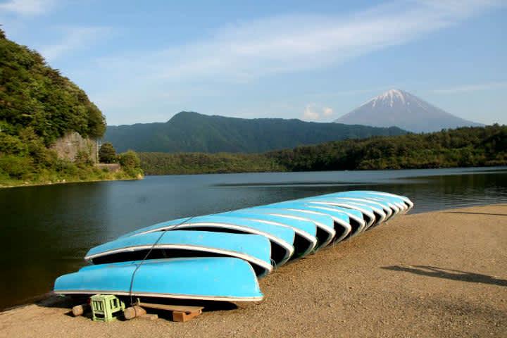 Excursión al Monte Fuji en Japón