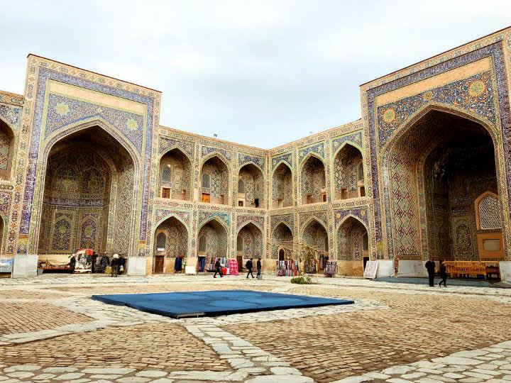 Ruta por Uzbekistán: Día 1 – Empieza el camino hacia la Ruta de la Seda