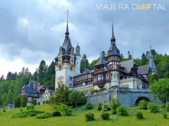 Visita a los principales castillos de Rumanía