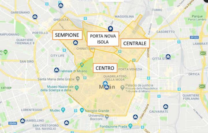 Dónde alojarse en Milán: las mejores zonas para dormir