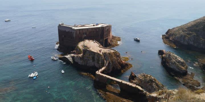 Islas Berlengas – Portugal