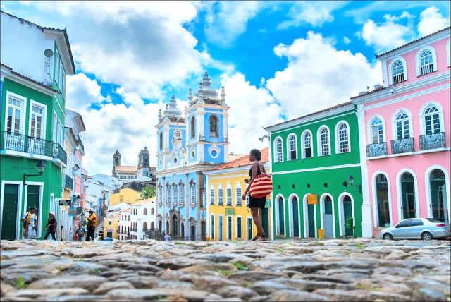 Qué ver y hacer en Salvador de Bahía