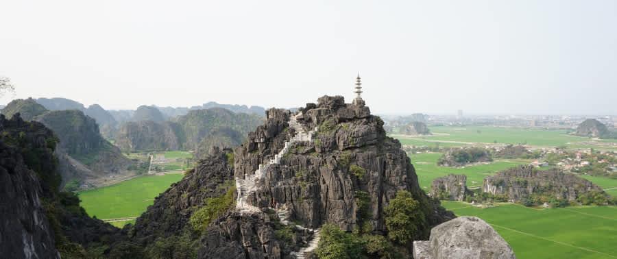 Tam Coc, Trang An y el Área de Ninh Binh – Vietnam en 2 Semanas