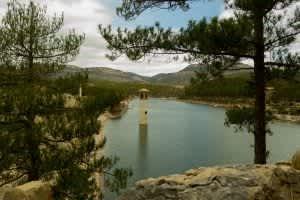 Fuen Narices y la cascada de la Hiedra en Teruel